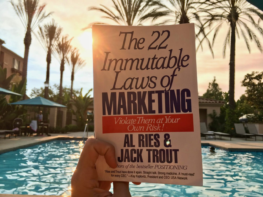 Image result for The 22 Immutable Laws of Marketing-Al Ries, Jack Trout